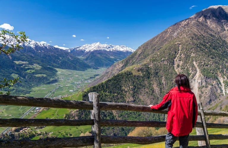 Wandern im Vinschgau, Südtirol